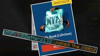 I got MVP+ on Hypixel! - Skywars Episode 11