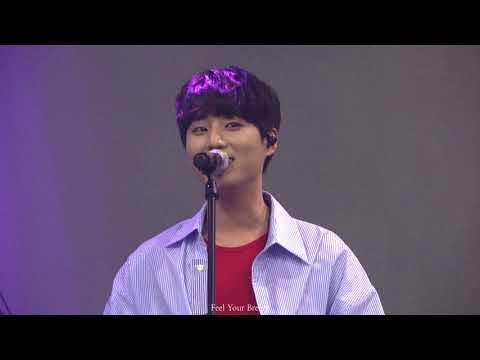 180520 SJF 장난아닌데 리허설 (Young K) in 4k (feat.MyDay)