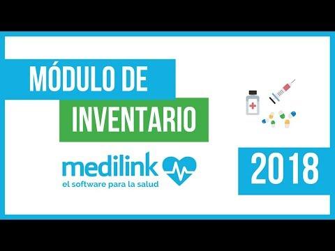 ADMINISTRA INVENTARIOS en tu Centro de Salud  | Medilink, el software médico
