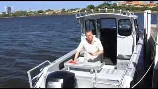 ZoomTV on 7mate S05E24 Challenge Marine McLay 690 Cruiser