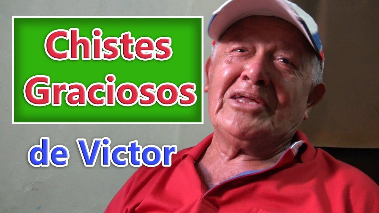Los Chistes mas Graciosos de Victor. Lima Perú