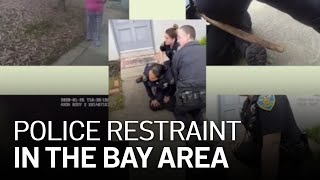 Officer Knee to Neck Restraint Not Allowed by Most Bay Area Agencies