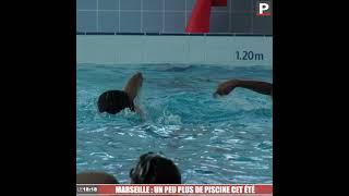 Le 18:18 - Marseille : un peu plus de piscines ouvertes cet été