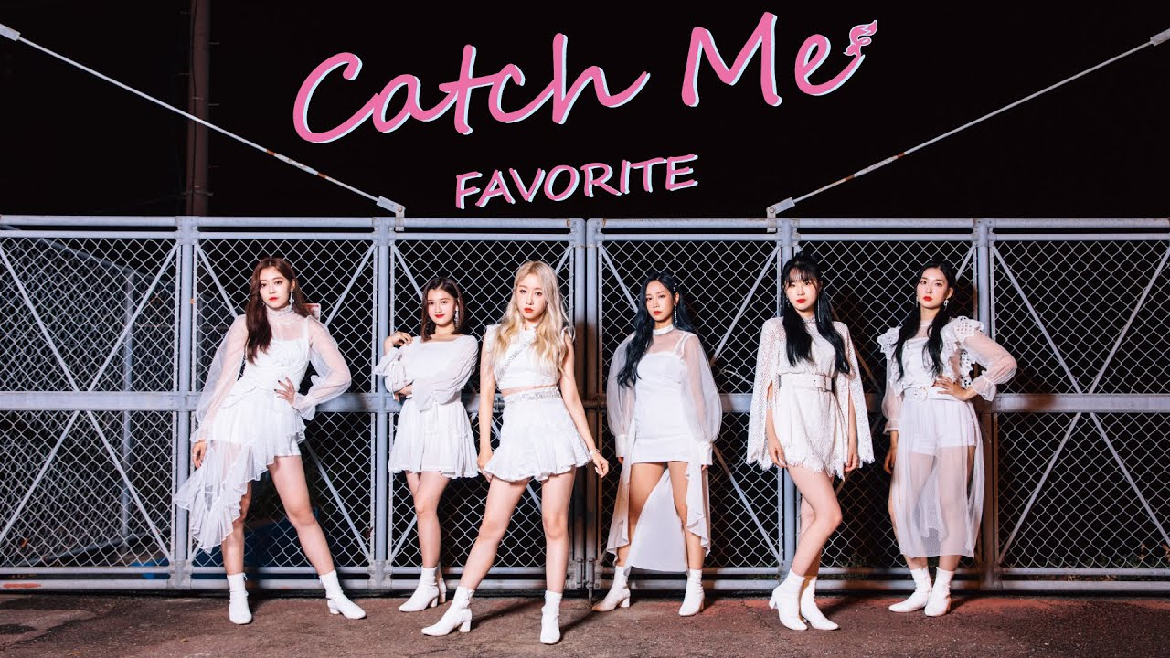 Favorite Catch Me Music Video Youtube