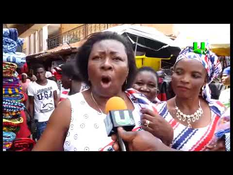 Free SHS: Traders express gratitude to government