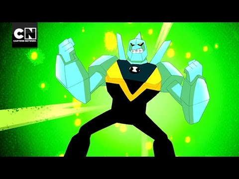 Hero Time | San Diego Comic Con | Ben 10 | Cartoon Network