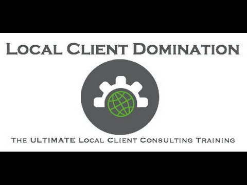 Local Client Domination Training Program | From Anthony Devine