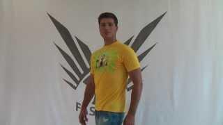 Gold / Gelbes FancyBeast Shirt FB172