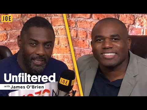 Idris Elba on The Wire, Yardie and childhood with David Lammy  Unfiltered with James O'Brien 46