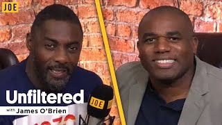 Idris Elba on The Wire, Yardie and childhood (with David Lammy) | Unfiltered with James O'Brien #46