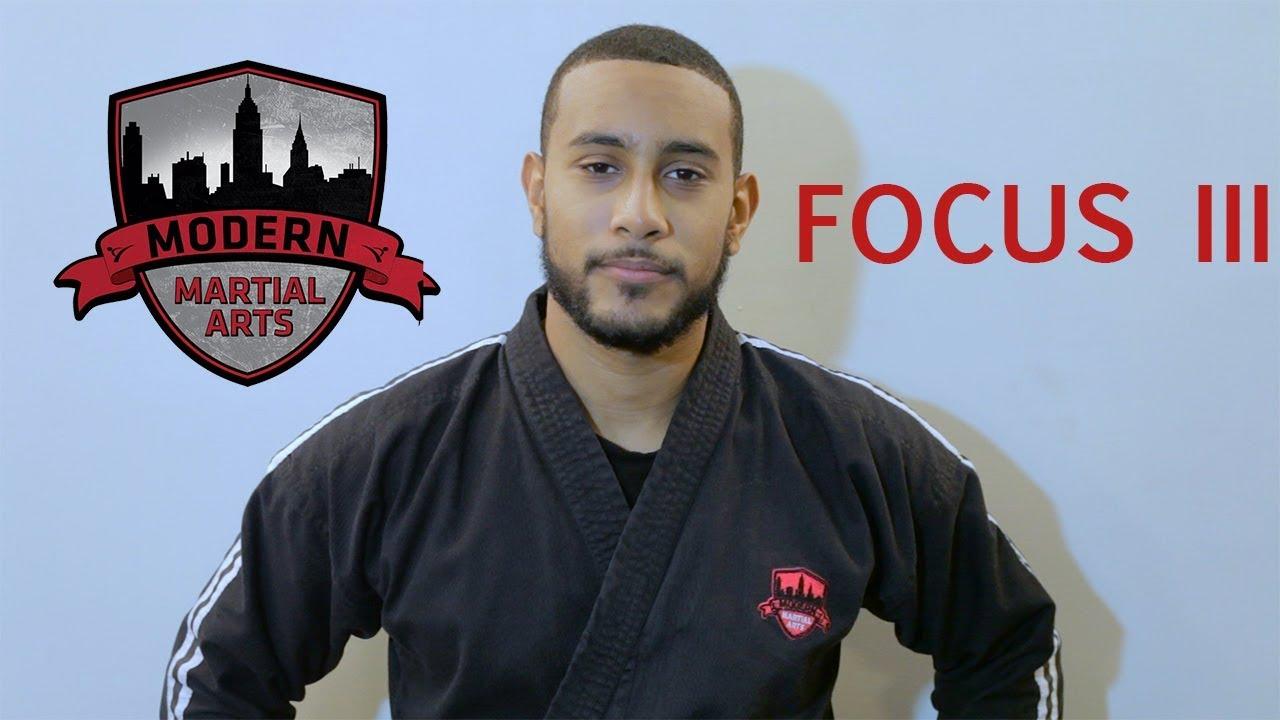 Modern Martial Arts Nyc Focus Form Part Iii