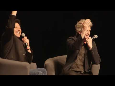 Doctor Who - Questions for Peter Capaldi at Calgary Expo