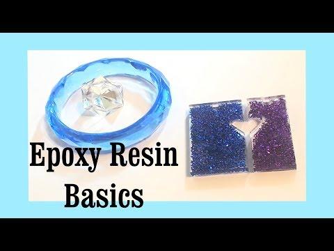 Epoxy Resin Basics & Unboxing