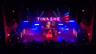 "New Tinashe ""Touch Pass"""