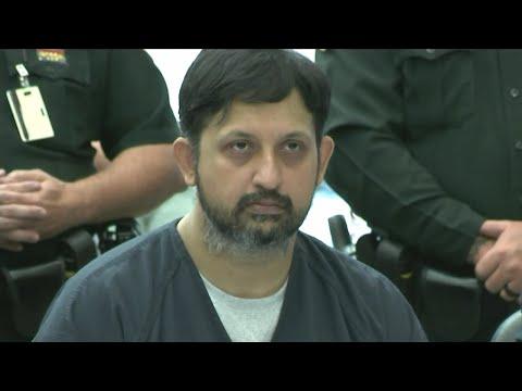 WEB EXTRA: Former Palm Beach Gardens Police Officer Nouman Raja Sentenced