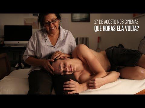 Trailer Oficial Novo - Que Horas Ela Volta?