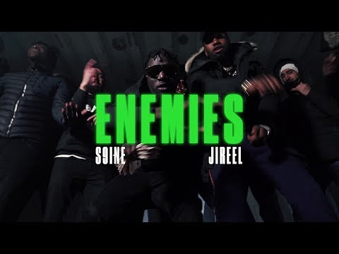 S9ine - Enemies ft. Jireel