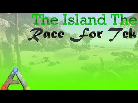 ARK SURVIVAL PVP THE ISLAND THE RACE FOR TEK PART 2 BROODMOTHER HARD [Ps4Pro]
