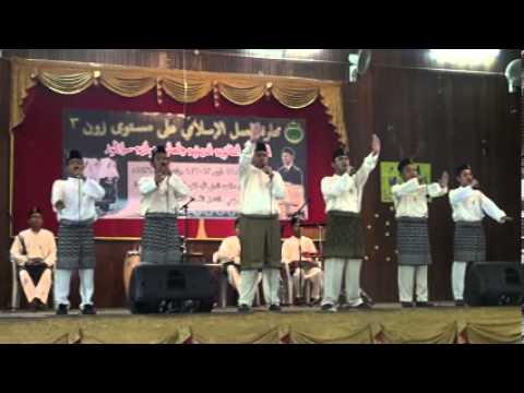 Badi'uzzaman | Ketiga Nasyid KAMIL Zon 3 2013
