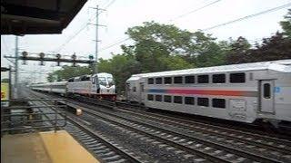 Rush Hour Trains 19 In 1 Hour North Elizabeth NJ