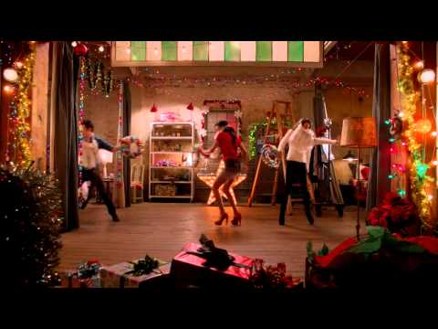 Glee Full Performance of  Christmas Don't Be Late  from  Previously Unaired Christmas