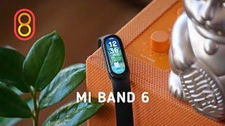 Xiaomi Mi Band 6 — первый обзор!