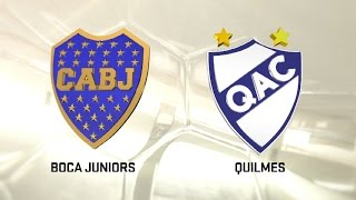 Boca Juniors vs Quilmes full match