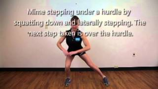 Over and Under Hurdles : Sports Specific/Functional Movements