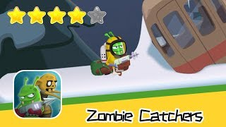 Zombie Catchers Day77 Walkthrough Let's hunt zombies ! Recommend index four stars