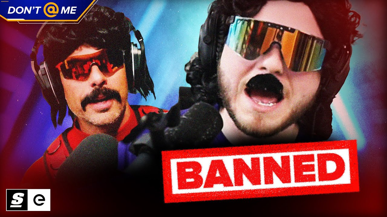 ZLaner Got Banned For His DrDisRespect Cosplay
