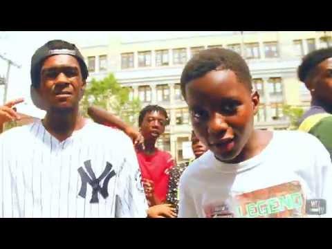 Team Lilman dance in Hoboken New Jersey
