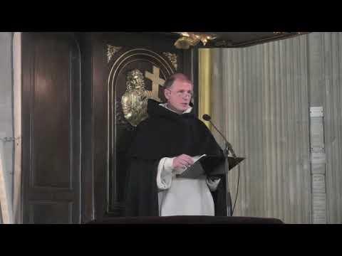 Sixième conférence de Carême - Le rayonnement de la vie chrétienne - R.P. RAYMOND O.P. - 28/03/2021