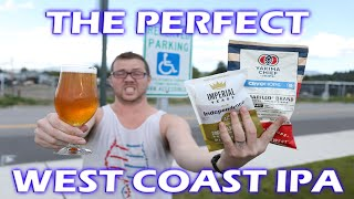 How to Brew the PERFECT West Coast IPA
