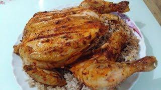 İç Pilavlı Tavuk Dolması Nasıl Yapılır
