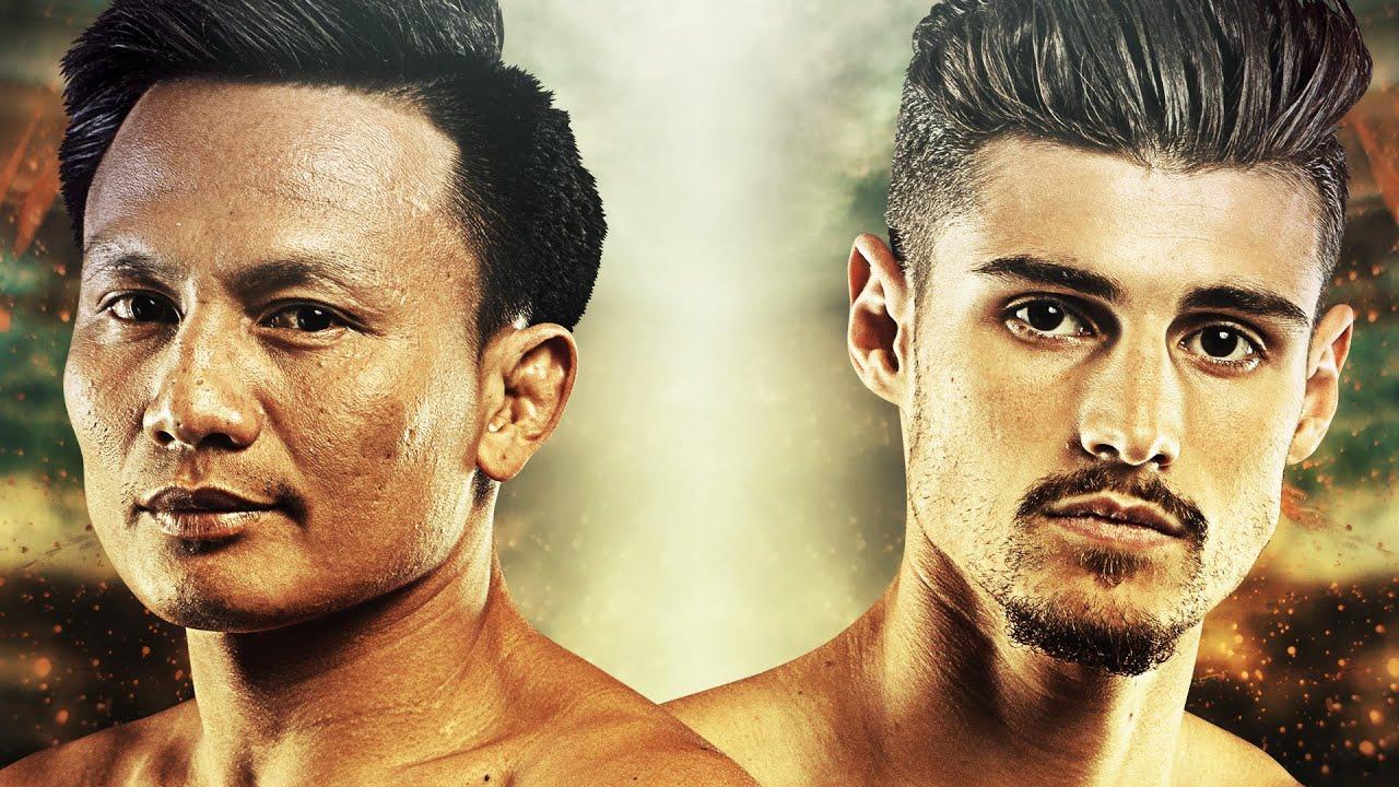 Lerdsila Phuket Top Team vs. Elias Mahmoudi   ONE Official Trailer