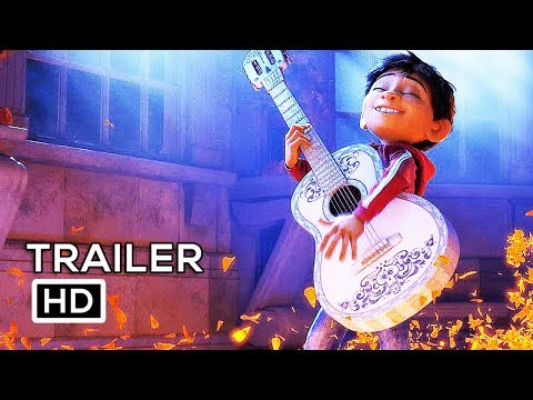 COCO All Songs + Trailers (2017) Disney Pixar Animated Movie HD
