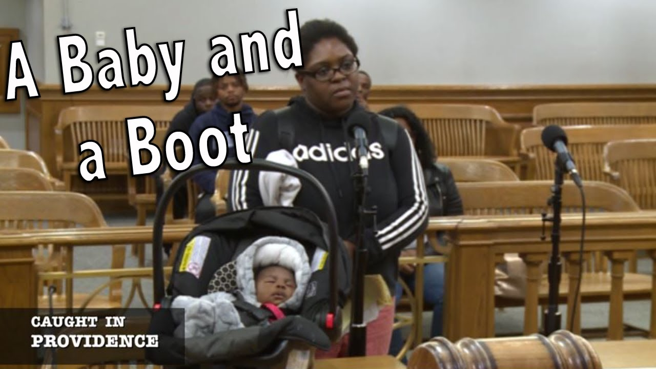 A Baby and a Boot