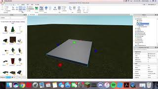Rain and Shadows Tutorial (Roblox Studio) 2018