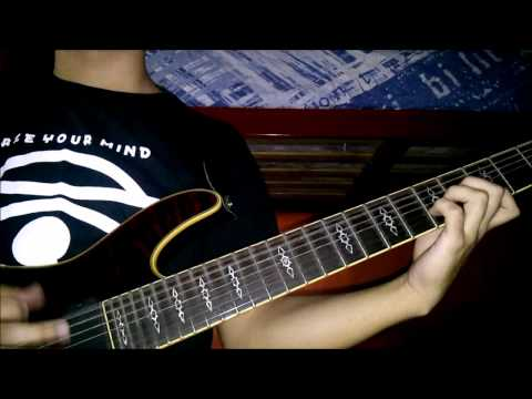 Northlane - The Calling Guitar Cover