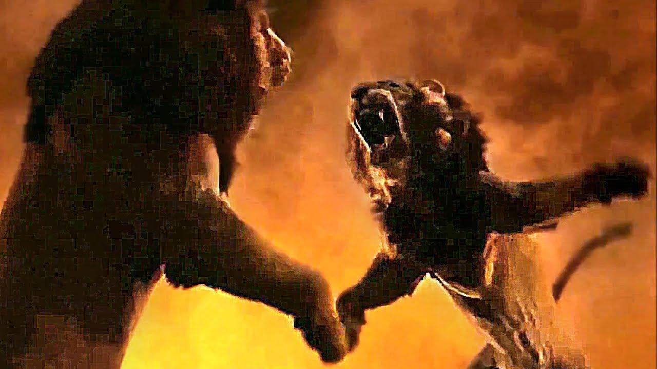 The Lion King Simba Vs Scar Fight Scene Trailer 2019