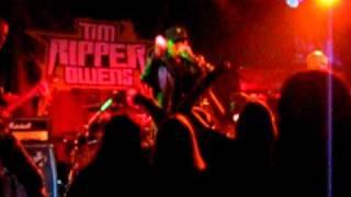 Tim 'Ripper' Owens - Painkiller (Live @ Exit Chmelnice Prague - 21/09/2010)