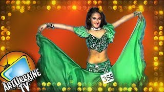#Raks #Sharki Belly Dance ☀ Valeria Karnysh ☀ FINAL Solo Juvenals Major League ☀ Ukraine Competition