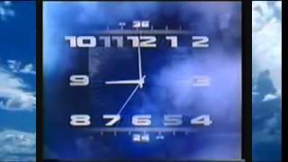 Часы Первого Канала(2000-2011)