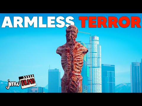 ARMLESS MONSTER TERRIFIES MY SERVER! | PGN # 260 | GTA 5 Roleplay