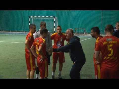 TV777, Mini fudbal, četvrtfinale, 2016/2017, Podgorica - Zlatica