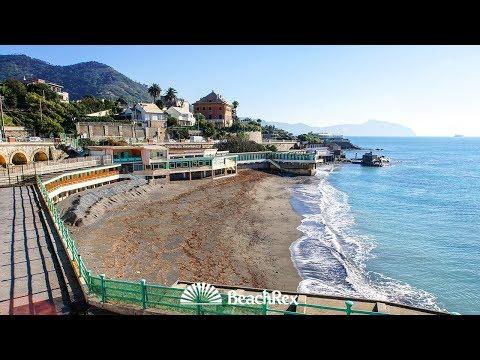 beach Europa, Genova, Italy