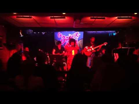 Pat Yo Afro - Tim Campanella .Mixtaper feat. Melanie Charles @ Baiser Salé 26/11/14