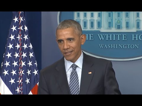 Thumbnail: Obama Final Press Conference of 2016
