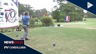 NEWS BREAK: 70th Fil-Am Invitational Amateurs Golf Tournament, nailukaten