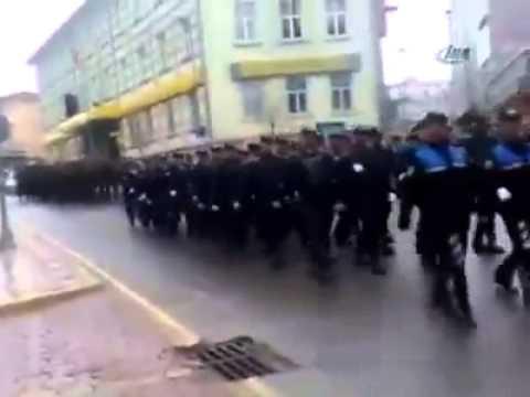 Sivas Özel Harekat Polisi   Kim bunlar? Bozkurtlar !